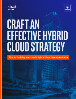 Craft an Effective Hybrid Cloud Strategy
