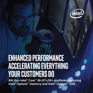 Enhanced, Accelerated Performance with Intel® Optane™ Technology