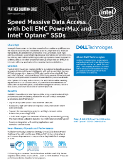 Dell EMC PowerMax Speeds Data with Intel