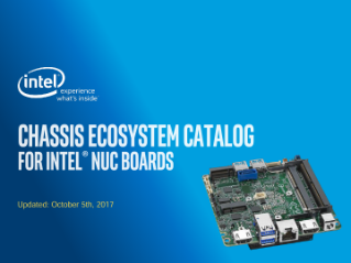 Intel® NUC Ecosystem Catalog