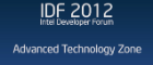IDF 2012: Advanced Technology Zone